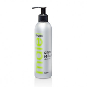 Male - Anal Relax Lubricant 250 ml