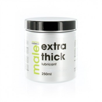 Male - Lubricant Extra Thick 250 ml