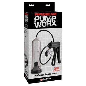PW Pro-Gauge Power Pump Clear/