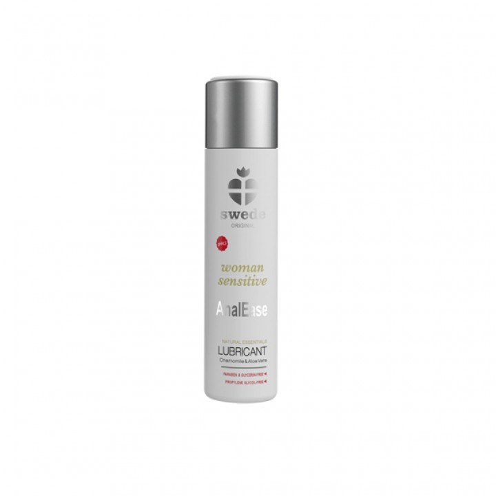 Swede - Woman Sensitive AnalEase Lubricant 60 ml - swede