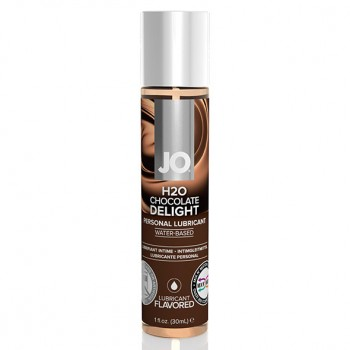 System JO - H2O Lubricant Chocolate 30 ml