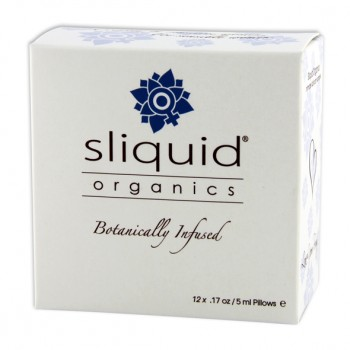 Sliquid - Organics Lube Cube 60 ml