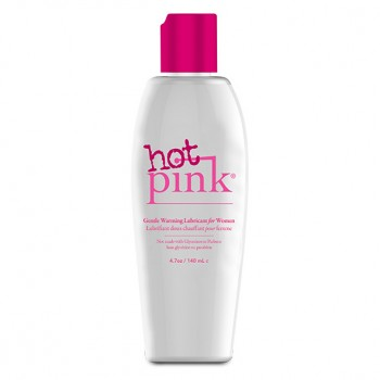 Pink - Hot Pink Warming Lubricant 140 ml