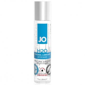System JO - H2O Lubricant Warming 30 ml