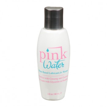 Pink - Water Water Based Lubricant 80 ml