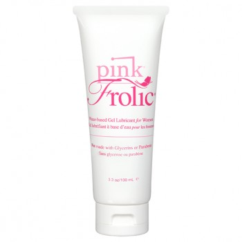 Pink - Frolic Water Based Lubricant 100 ml