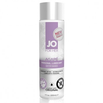 System JO - For Her Agape Lubricant 120 ml