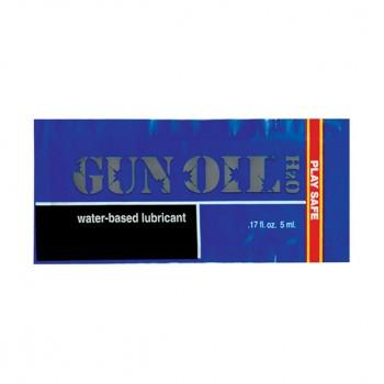 Gun Oil - H2O Water Based Lubricant 5 ml