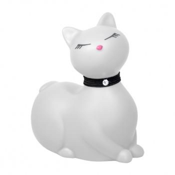 I Rub My Kitty | White