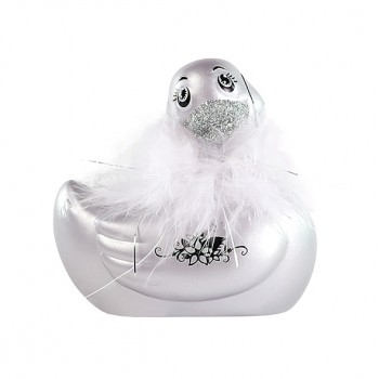 I Rub My Duckie 2.0 | Paris (Silver)