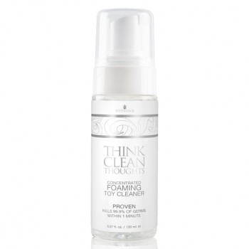 Sensuva - Think Clean Thoughts Anti Bacterial Toy Cleaner Foaming 150 ml
