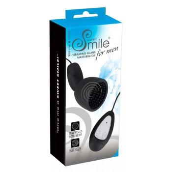 Prostatas Vibrators Stimulators Sweet Smile Vibrating Glans Tālvadība