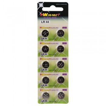 10 Button Cell Batteries