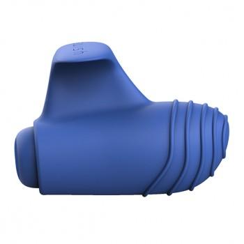 B Swish - bteased Basic Finger Vibrator Denim